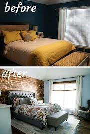10 Habitaciones de Matrimonio Antes y Después