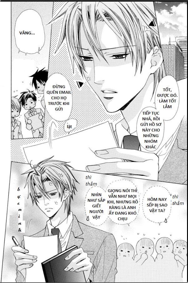 Trang 14 - (chap 2)TUẦN TRĂNG MẬT 18+ (- HARUKA MINAMI) - Truyện tranh Gay - Server HostedOnGoogleServerStaging
