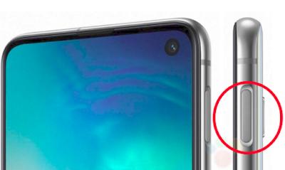Spesifikasi Finger Samsung Galaxy S10e