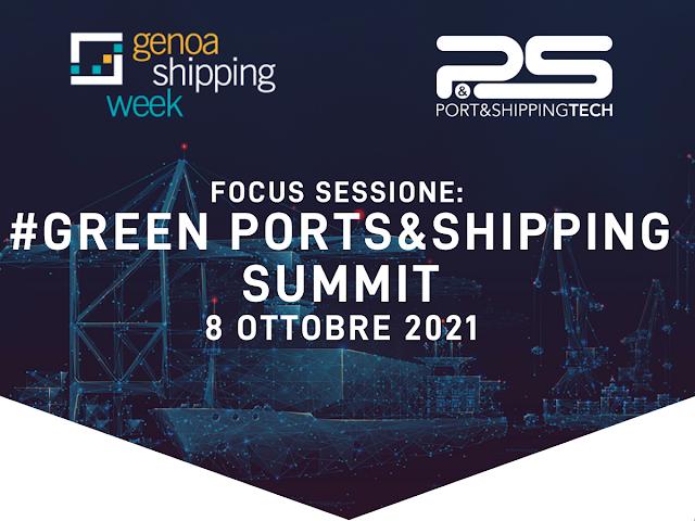 Green ports&shipping Summit