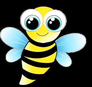 صورة لنحلة كرتون بدون خلفية بصيغة png