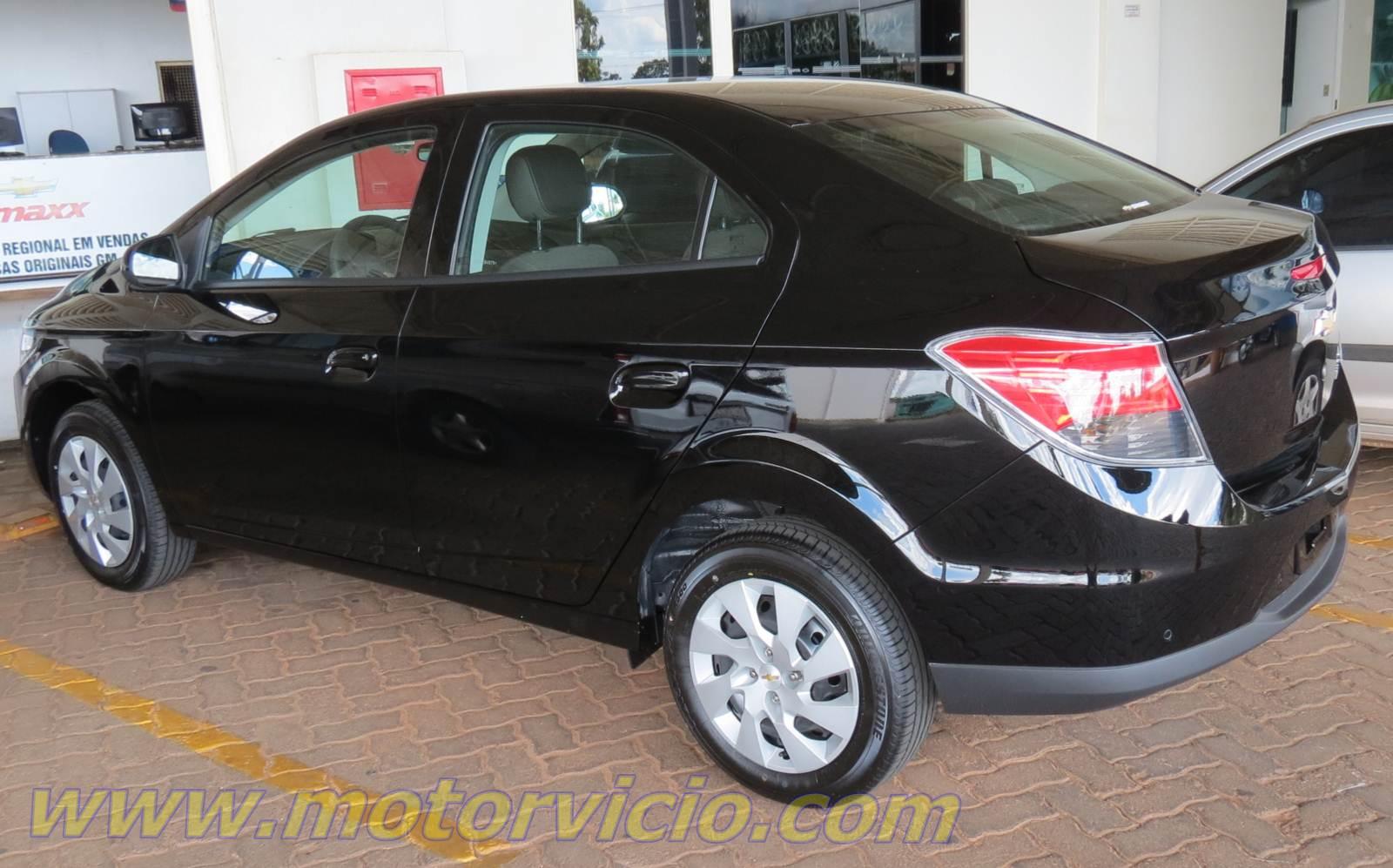 Carros Do Futuro >> Novo Chevrolet Prisma - Coluna Alta Roda - Cuidar do Futuro   Motor Vício