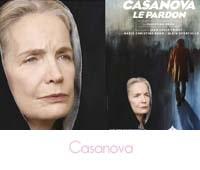 """Sortie Théâtre """" Casanova le pardon """"  théâtre"""