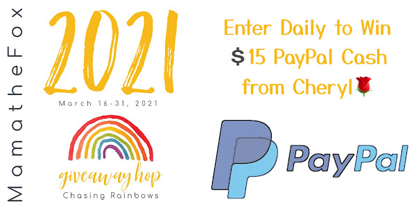 Chasing Rainbows 🌈 Giveaway Hop