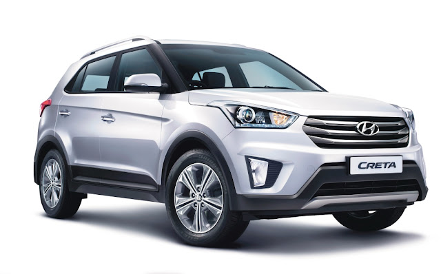 Hyundai Creta Records Over 1 Lakh Bookings