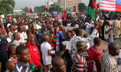 Re-arresting Nnamdi Kanu Will be a Fight Nigeria Cannot Fight to Finish - IPOB