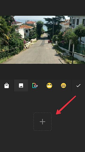 cara Menambahkan Watermark  Video Inshot editor video