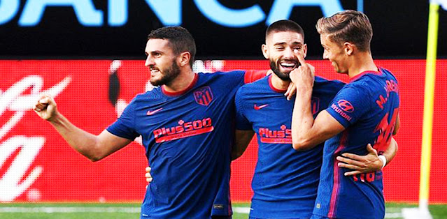 Celta de Vigo vs Atlético Madrid – Highlights