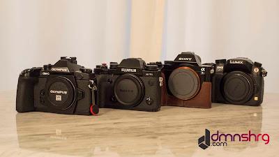 Harga Kamera Mirrorless