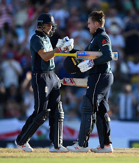 England chase down 361 - England vs West Indies 1st ODI 2019 Highlights