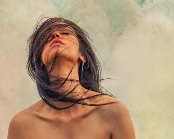 Metin Demiralay 500px arte fotografia mulheres modelos fashion beleza cabelos longos esvoaçantes