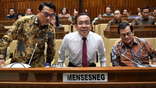 Istana Ogah Balas Surat AHY, PD: Pak Pratik, Moeldoko Itu Anak Buah Jokowi, Bukan Internal Demokrat
