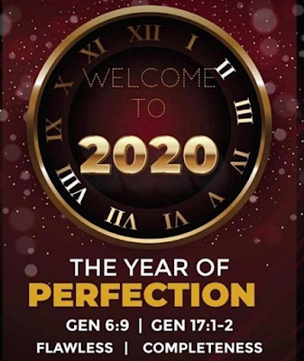 New Year Massage For 2020 as Pastor Chris Oyakhilome Gave Prophecies For The Yeah, And Declared The Year Of Perfection, you will be amazed by what God will do in your life in the next 3 month will you believe in phophecies.