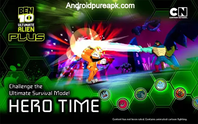 Ben 10 Xenodrome Plus Apk Download Mod+Hack