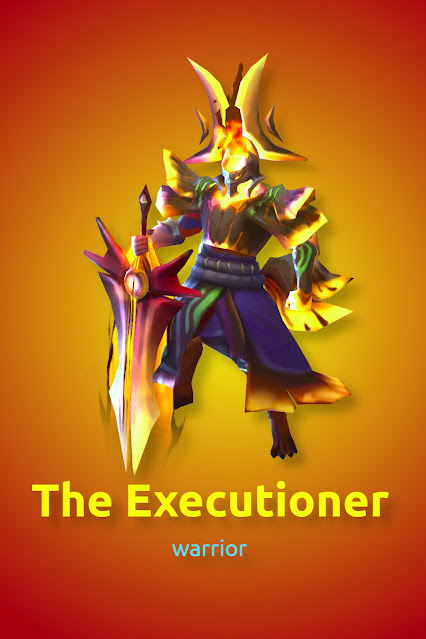 the executioner chess rush wallpaper