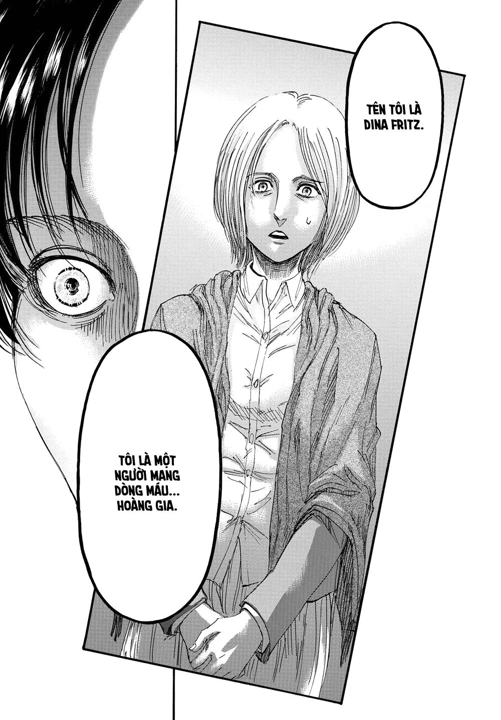 Shingeki no Kyojin - Attack on Titan Chap 89 page 37 Congtruyen24h