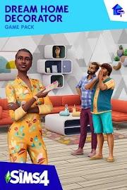 โหลดเกมส์ [Pc] The Sims 4: Dream Home Decorator  | เป็นนักออกแบบตกแต่งภายใน เดอะซิมส์ 4