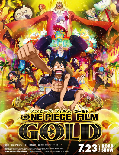 Ver One Piece Film Gold (2016) Online