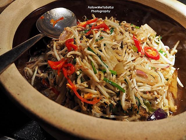 Taugeh Goreng Stir-Fried Beansprouts