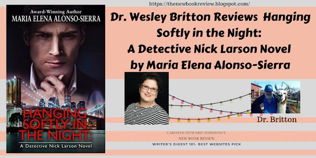 Wesley Britton Review Maria Elena Alonso-Sierra's New Nick Larson Novel