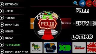 تطبيق لاتيني حصري لمشاهدة القنوات اللاتينية مجانا Pelix TV