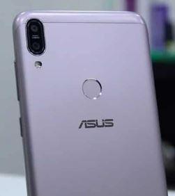 Cara Mengunci Aplikasi di ASUS Zenfone Max Pro M1 dengan fingerprint