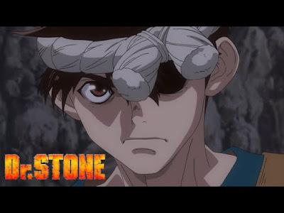 A fuga da prisão de Chrome, o cienceiro! | Dr. STONE Temporada 2