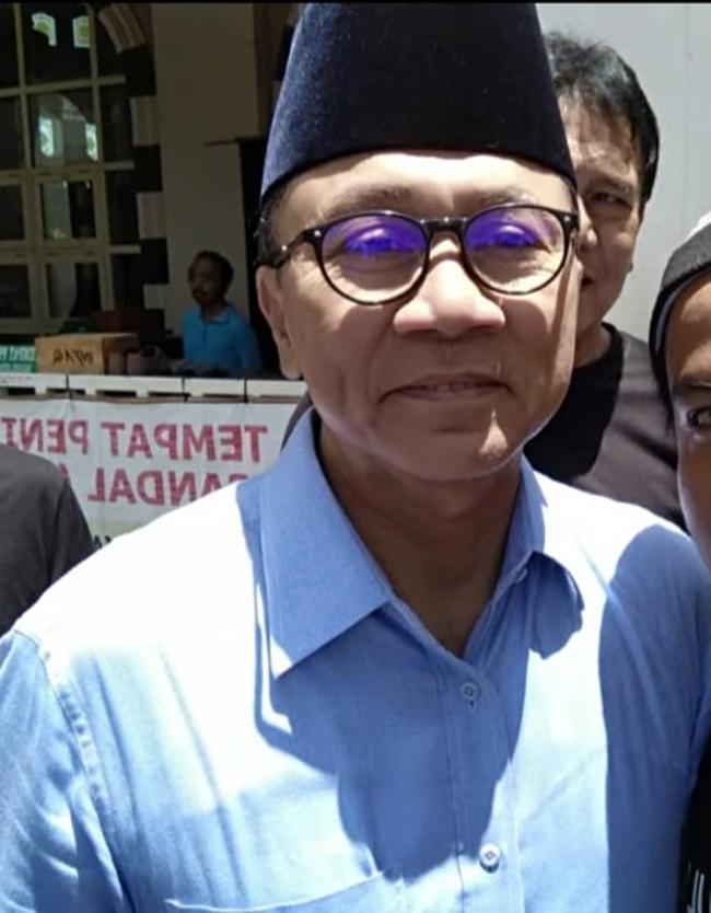Prabowo Batal Hadir di Metro, Zulkifli : Pak Prabowo Masih Fokus Galang Dana