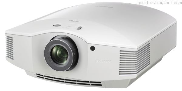 Sony VPL-HW65ES 3D SXRD Projector