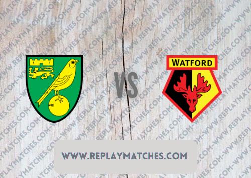 Norwich City vs Watford -Highlights 18 September 2021