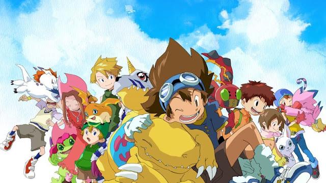 digimon anime filme