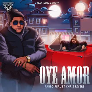 "160576537 189487572670463 7975383826243029753 n - Pablo Real y Chris Rivers se preparan para salir con ""Oye Amor"""