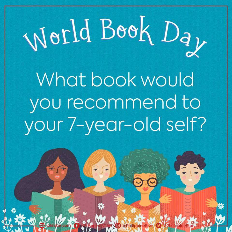 World Book Day Wishes Beautiful Image