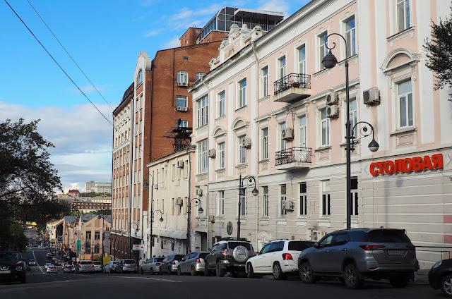 Россия, Владивосток - улица Пограничная