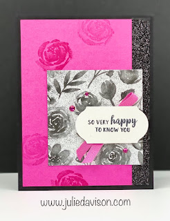 Stampin' Up! Magic in the Night Projects + Video Replay ~ www.juliedavison.com #stampinup