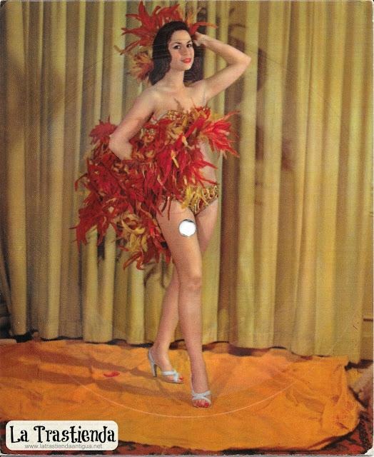 Disco Postal Orchestre Lionel Cazaux - Photochrom Disques