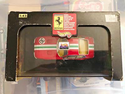 Hot Wheels Collectibles 1968 Ferrari 365 GTB 4
