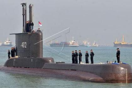 Berisi Lebih 50 Orang, Kapal Selam TNI AL Lost Contact di Perairan Bali Saat Penemb*kan Torpedo