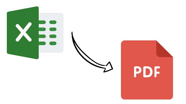 Excel to PDF: GogoPDF Four-Step Conversion Process