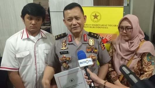 Polisi yang Menangkap Koruptor Gayus Tambunan Resmi Mendaftar Capim KPK