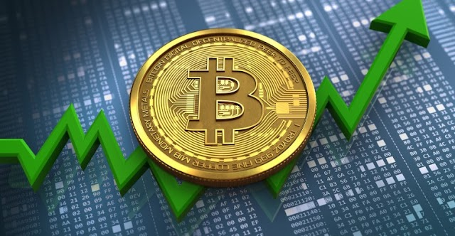 Bitcoin Cryptocurrency Hit its Highest level in two weeks Surpassing $ 54,000