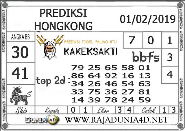 Prediksi Togel HONGKONG DUNIA4D 01 FEBRUARI 2019