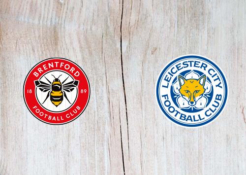 Brentford vs Leicester City -Highlights 24 January 2021