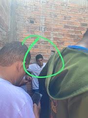 Padre José Geraldo não deixa população linchar ladrão no Centro de Pedreiras