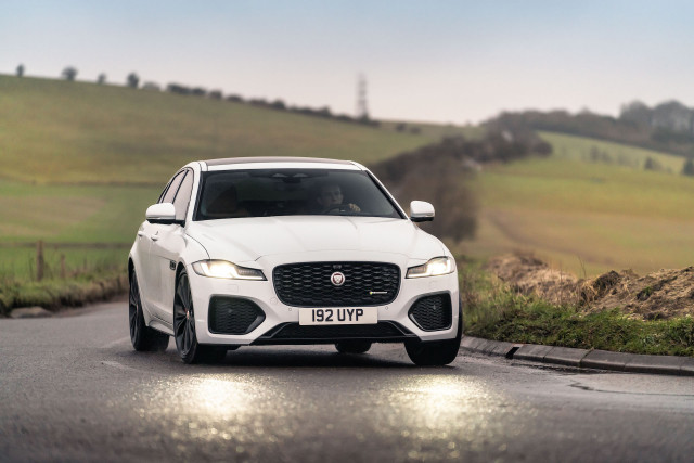 2021 Jaguar XF Review