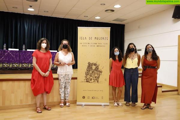 Isla de Mujeres se presenta oficialmente como un espacio de empoderamiento femenino en búsqueda del cambio social