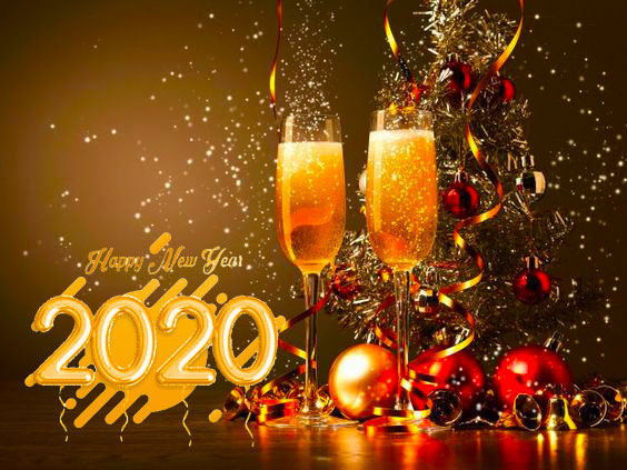 Happy New Year HD Images Download free 2020