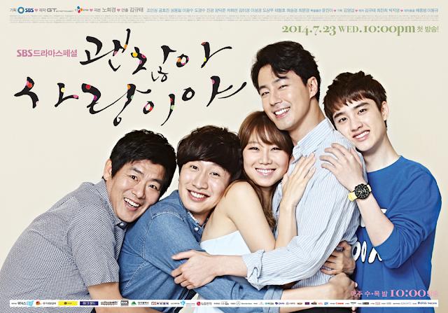 lee sungkyung drama it's ok i'ts love