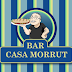 Carta para Bar Casa Morrut
