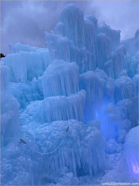 Foto Castillos de Hielo de New Hampshire Hecha con el iPhone 11 Pro